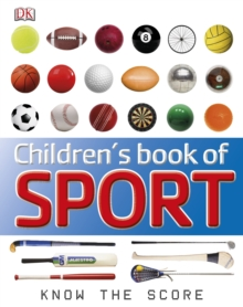 Children's Book of Sport, Hardback Book
