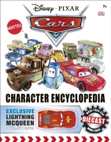 Disney Pixar Cars Character Encyclopedia, Hardback Book