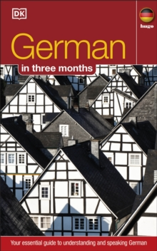 German in 3 Months, Paperback Book