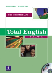 Total English Pre-Intermediate Students' Book and DVD Pack, Mixed media product Book