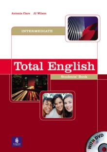 Total English Intermediate Students' Book and DVD Pack, Mixed media product Book