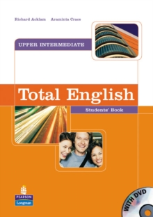Total English Upper Intermediate Students' Book and DVD Pack, Mixed media product Book