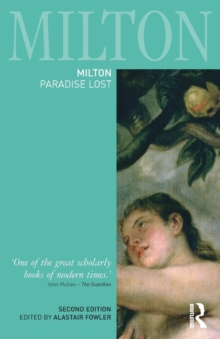 Milton: Paradise Lost (re-issue), Paperback Book