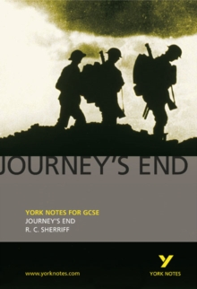 Journey's End: York Notes for GCSE, Paperback Book