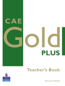 CAE Gold Plus Teacher's Resource Book, Paperback Book