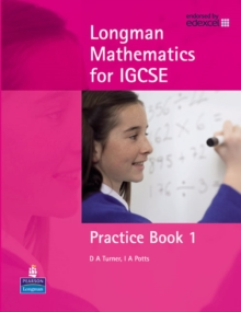 Longman Mathematics for IGCSE Practice Book 1, Paperback Book