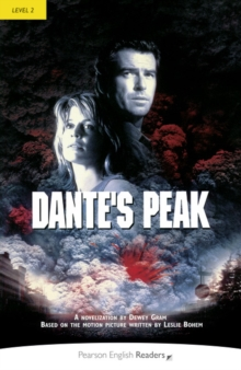Level 2: Dante's Peak Book and CD Pack, Paperback Book