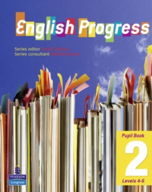 English Progress Book 2 Student Book, Paperback Book