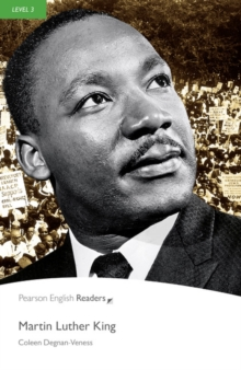 Level 3: Martin Luther King, Paperback Book