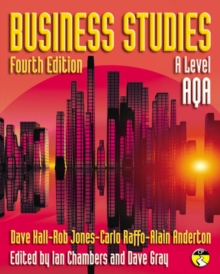 Business Studies for AQA, Paperback Book
