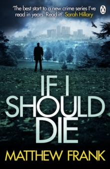 If I Should Die, Paperback Book
