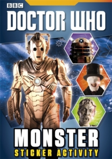 Doctor Who: Monster Sticker Activity Book, Paperback Book