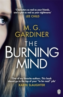 The Burning Mind, Paperback Book