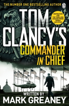 Tom Clancy's Commander-in-Chief, Paperback Book