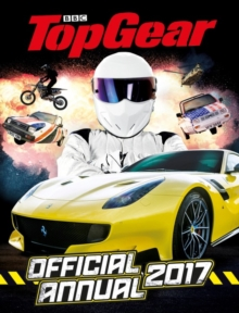 Top Gear Official Annual 2017, Hardback Book