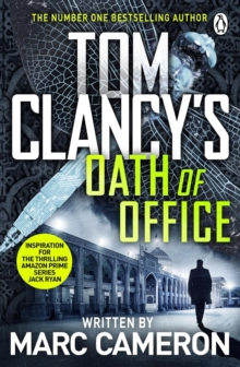 Tom Clancy's Oath of Office, Paperback / softback Book