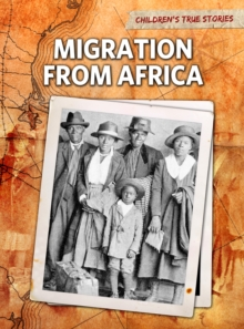 Migration from Africa, Paperback Book