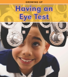Having an Eye Test, Paperback Book