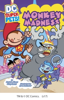 Monkey Madness, Paperback Book