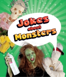 Jokes about Monsters, Paperback Book