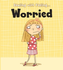 Worried, Hardback Book