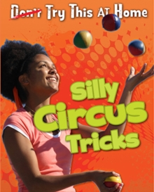 Silly Circus Tricks, Paperback Book