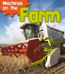 Machines on the Farm, Paperback Book