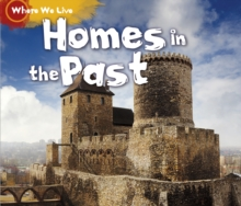 Homes in the Past, Hardback Book