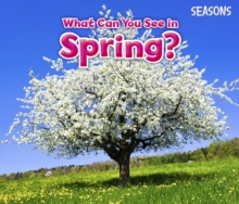 What Can You See in Spring?, Hardback Book