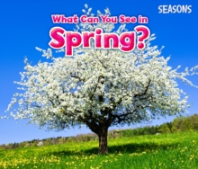 What Can You See in Spring?, Paperback Book