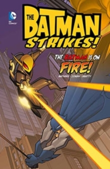 The Batman is on Fire, Hardback Book