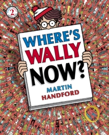 Where's Wally Now?, Paperback Book