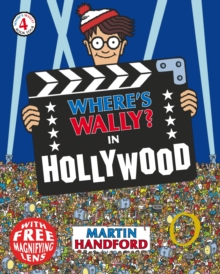 Where's Wally? In Hollywood, Paperback Book
