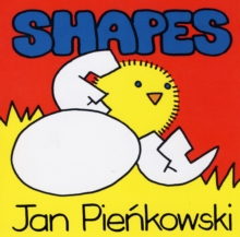 Shapes, Hardback Book