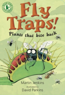 Read And Discover: Fly Traps! Plants Tha, Paperback Book