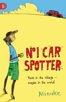 The No. 1 Car Spotter, Paperback Book