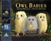 Owl Babies, Mixed media product Book