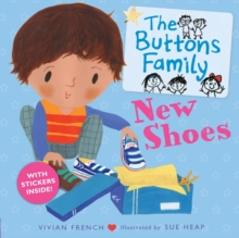 The Buttons Family: New Shoes, Paperback Book