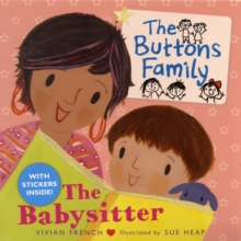 The Buttons Family: The Babysitter, Paperback Book