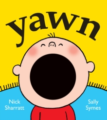 Yawn, Board book Book