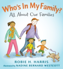 Who's In My Family? : All About Our Families, Hardback Book