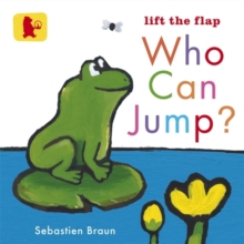 Who Can Jump?, Board book Book