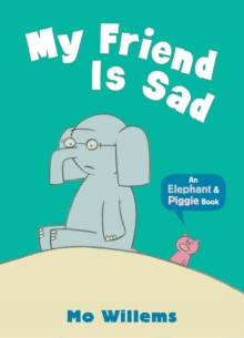My Friend Is Sad, Paperback Book