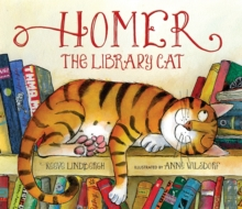 Homer, the Library Cat, Paperback Book
