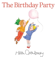 The Birthday Party, Hardback Book