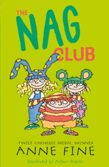 The Nag Club, Paperback Book