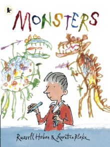 Monsters, Paperback Book