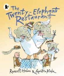 The Twenty-Elephant Restaurant, Paperback Book