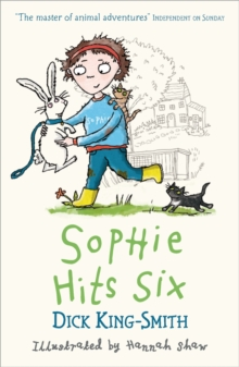 Sophie Hits Six, Paperback Book