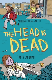 Murder Mysteries 4: The Head Is Dead, Paperback Book